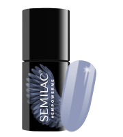 Semilac, Lakier hybrydowy 227 Semilac All in my hands Light Violet, 7 ml