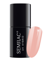 Semilac, 053 Lakier hybrydowy UV, French Pink Milk, 7 ml