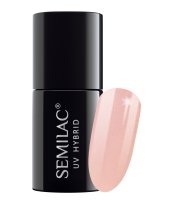 Semilac, 054 Lakier hybrydowy UV, Pale Peach Glow, 7 ml