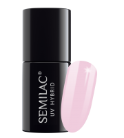 Semilac, 056 Lakier hybrydowy UV, Pink Smile, 7 ml