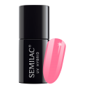 Semilac, 276 Lakier hybrydowy UV Hybrid Semilac PasTells Sweet Pink 7ml