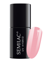 Semilac, 509 Lakier hybrydowy UV Hybrid Semilac Happily Ever After 7ml