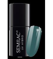 Semilac, 526 Lakier hybrydowy UV Hybrid Semilac Legendary Six by Margaret Teal 7ml