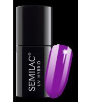 Semilac, 538 Lakier hybrydowy UV Hybrid Semilac America Go! Go Peru! 7ml