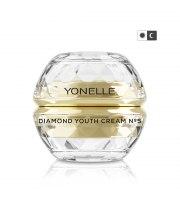 Yonelle, Diamentowy Krem Młodości N°5 na twarz i usta, 50 ml