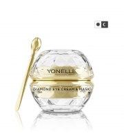 Yonelle, Diamentowy Krem i Maska pod oczy i na usta, 30 ml