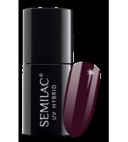 Semilac, 083 Lakier hybrydowy UV, Burgundy Wine, 7 ml