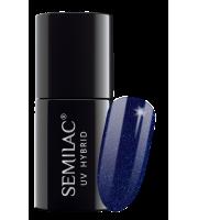 Semilac, 085 Lakier hybrydowy UV, Deep Ocean, 7 ml