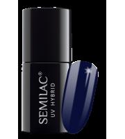 Semilac, 088 Lakier hybrydowy UV, Blue Ink, 7 ml