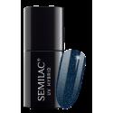Semilac, 029 Lakier hybrydowy UV, Espresso, 7 ml