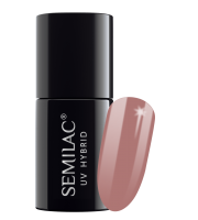 Semilac, 097 Lakier hybrydowy UV, Indian Roses, 7 ml