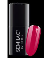 Semilac, 103 Lakier hybrydowy UV, Elegant Raspberry, 7 ml
