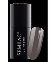 Semilac, 106 Lakier hybrydowy UV, Wet Marengo, 7 ml