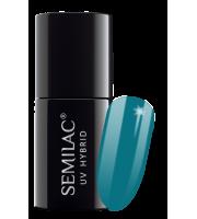 Semilac, 124 Lakier hybrydowy UV, Siren, 7 ml