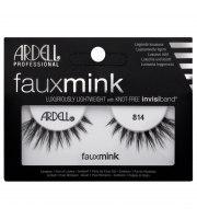 Ardell, Rzęsy Faux Mink 814, 1 para