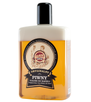 Saela, Piwny olejek do kąpieli, 500 ml