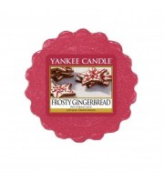 Yankee Candle, Frosty Gingerbread, wosk, 22 g