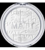 Catrice, Puder All Matt Shine Control Powder 001