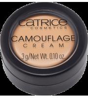 Catrice, Camouflage Cream, Korektor w kremie, 015 Fair, 3g