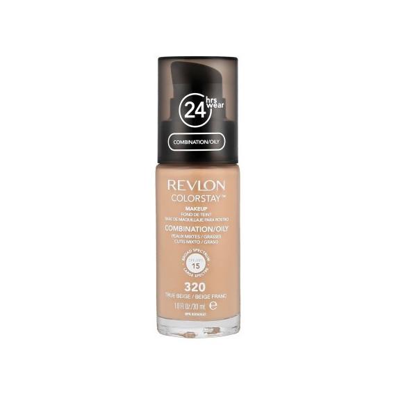 Revlon Colorstay, Podkład C/O 320 z pompką, 30 ml