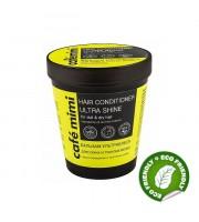Le Cafe Mimi, Balsam do włosów suchych i matowych ULTRA BLASK, 220 ml