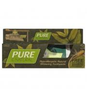 PURE & NATURAL, Naturalnie wybielająca pasta do zębów, 85 ml