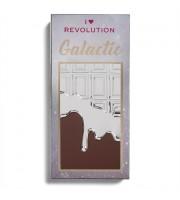 Makeup Revolution, Paleta cieni Chocolate Galactic, 22 g