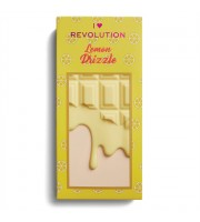 Makeup Revolution, Paleta cieni Chocolate Lemon Drizzle, 22 g