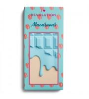 Makeup Revolution, Paleta cieni Chocolate Macaroons, 22 g