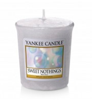 Yankee Candle, Votive Sweet Nothings, Sampler, 49 g