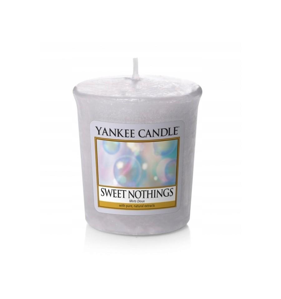Yankee Candle, Votive Sweet Nothings, Sampler, 49 g