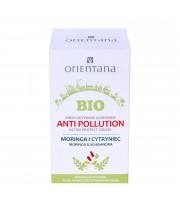 Orientana, Aktywnie ochronny bio krem Moringa & Cytryniec Anti Pollution, 50 ml