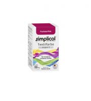 Simplicol, Expert, Farba do wełny i jedwabiu, Różowa fuksja, 150 g