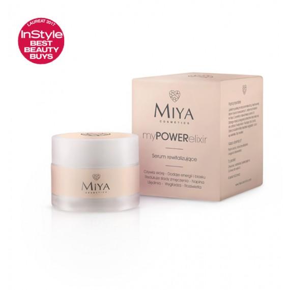 Miya, myPOWERelixir, Serum Rewitalizujące, 15 ml