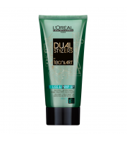 L'Oréal Dual Stylers Tecni.Art Liss&Pump-up Krem + żel gładkość i odbicie, 150 ml