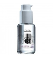 L'Oréal, Tecni.Art, Liss Control + Serum wygładzająco-dyscyplinujące, 50 ml