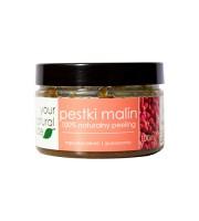 Your Natural Side, Peeling do ust z olejem z pestek z truskawek, 10 ml