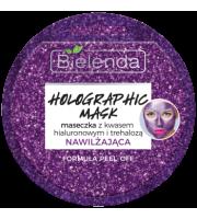 Bielenda, Holographic Mask, Maseczka nawilżająca 8 g