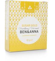 Ben & Anna, Sugar Gold, Pasta cukrowa do depilacji, 60 g