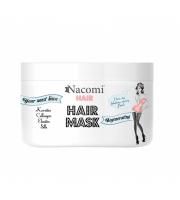Nacomi, Maska odżywczo-regenerująca, 200 ml