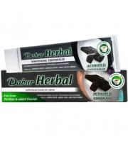 Dabur, Pasta do zębów z węglem bez fluoru, 100 ml