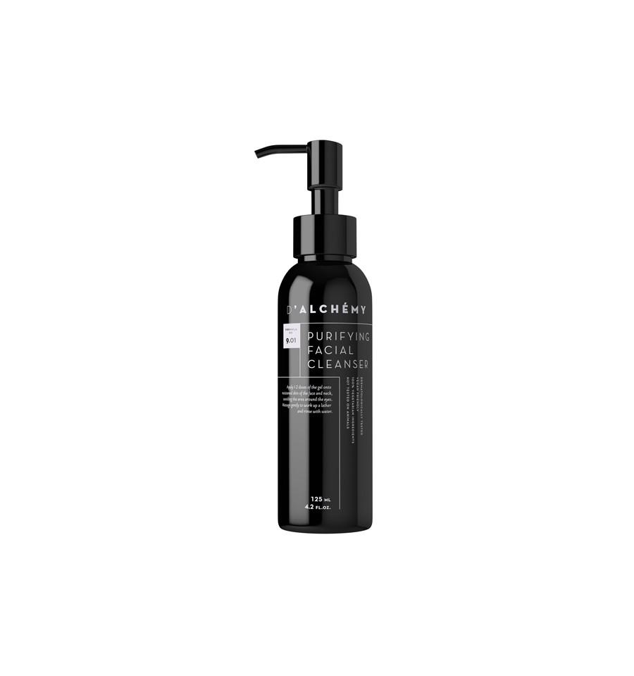 D'ALCHEMY, PURIFYING FACIAL CLEANSER, Oczyszczający żel do mycia twarzy, 125 ml