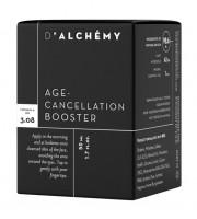 D'ALCHEMY, AGE-CANCELLATION BOOSTER, Przeciwzmarszczkowy lotion do cery tłustej i mieszanej, 50 ml