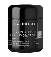 D'ALCHEMY, SUPER RICH MULTI-HYDRATOR, Bogaty krem do cery przewlekle suchej, 50 ml