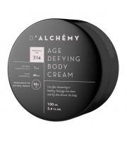 D'ALCHEMY, AGE DEFYING BODY CREAM, Przeciwstarzeniowy krem do ciała, 100 ml