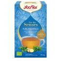 Yogi Tea, Herbata Czysta świeżość BIO, 20 torebek