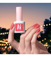hi hybrid, Lakier hybrydowy 200, MILD RED, 5 ml