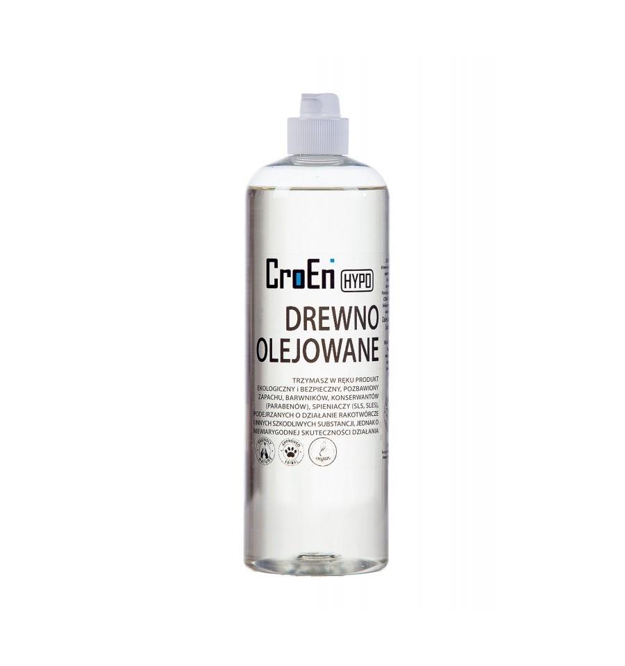 CroEn Hypo, Płyn Drewno olejowane, 750 ml
