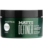 Matrix, Matte Definer, Glinka do stylizacji włosów, 100 ml