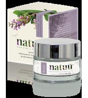 Natuu, Intensywnie nawilżające przeciwzmarszczkowe serum na noc, 50 ml